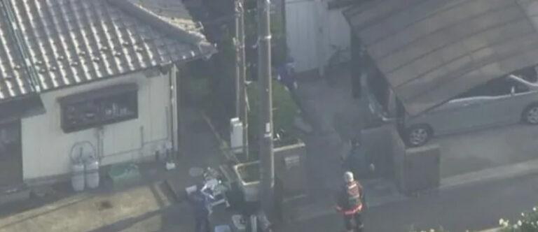 千葉県市原市の住宅で4月30日、男性2人が刺される事件
