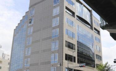 オンキヨー本社が入居しているビル