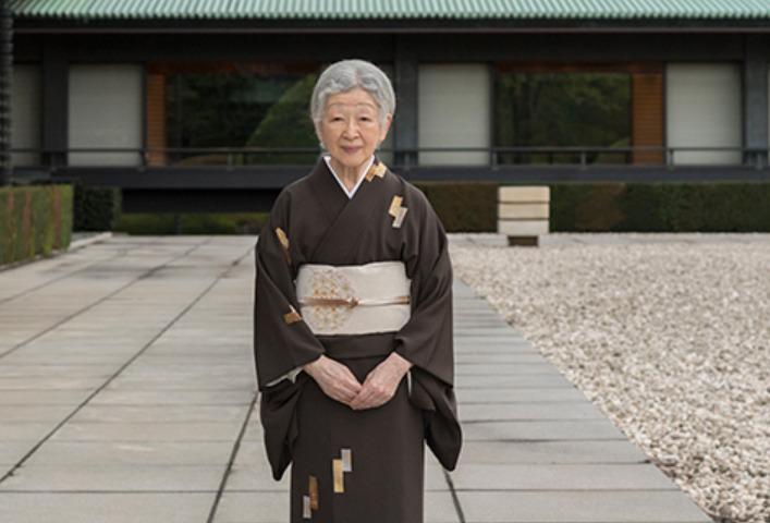 上皇后・美智子さま