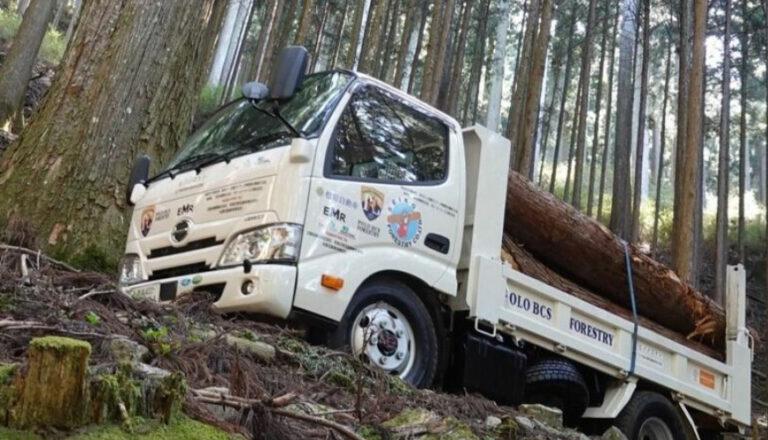 日野自動車が開発した新型トラック