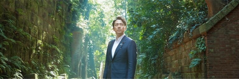 Twitterを開設した小泉進次郎環境大臣