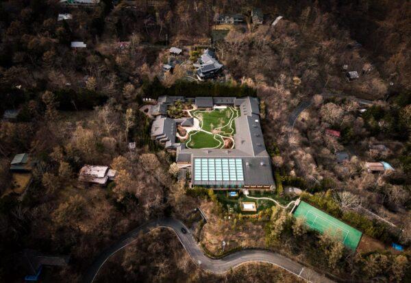 軽井沢のビルゲイツの別荘3