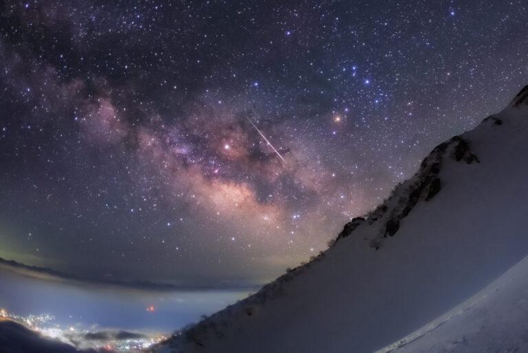 こと座流星群がピークに
