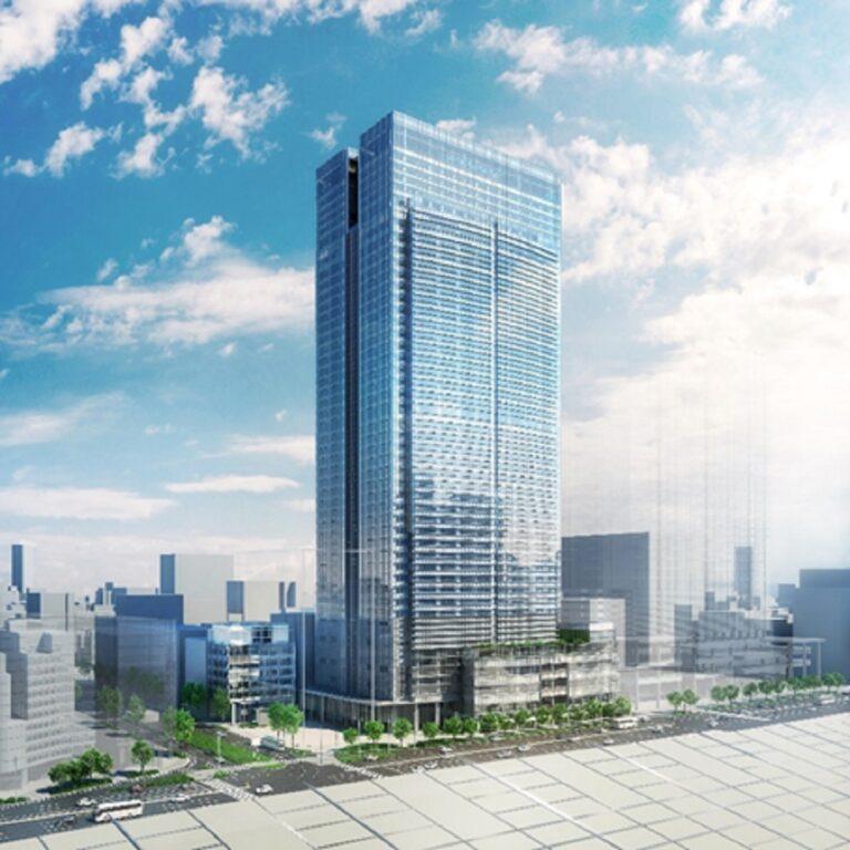 三井不動産が開発する東京ミッドタウン八重洲