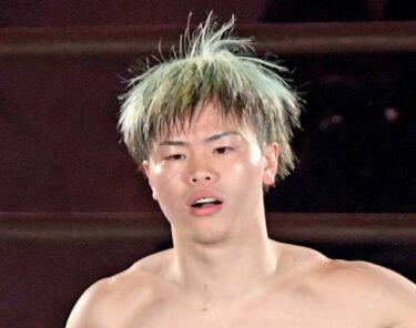 那須川天心がボクシング転向を表明 「強いチャンピオンを倒す」と決意