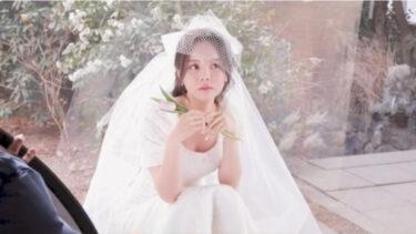 【炎上】BTS・ホソク姉のホビヌナ、結婚式の写真流出に抗議も、自分はドレス姿をインスタ公開