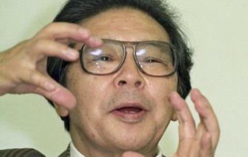 漫画家・富永一朗さん
