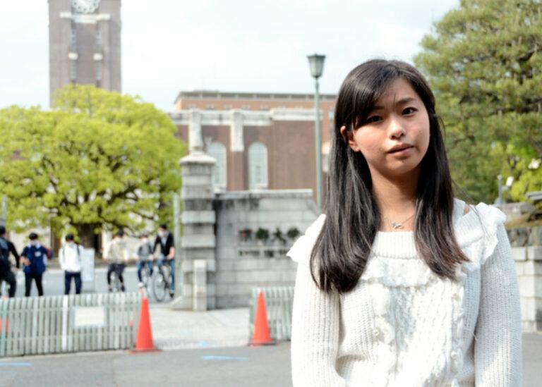 京大医学部に飛び級で入学した林璃菜子さん