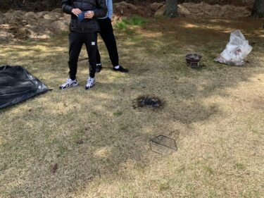 保育園情報サイト代表の成田杜寿、キャンプ場で芝生を焚き逃げるマナー違反 連絡は着信拒否
