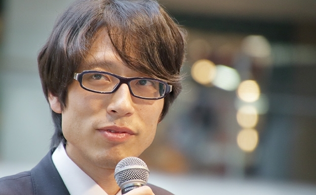 竹田恒泰氏