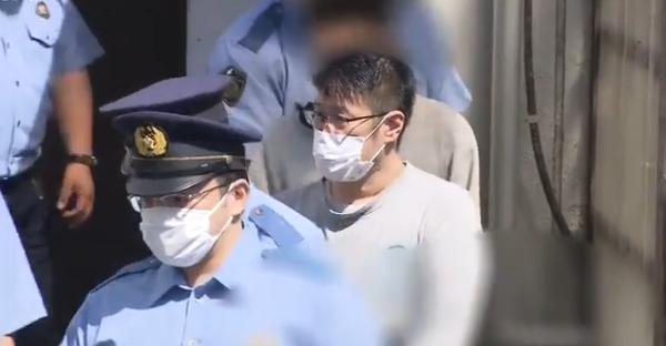 横浜市鶴見区で無免許運転で逮捕された原田義徳容疑者の顔