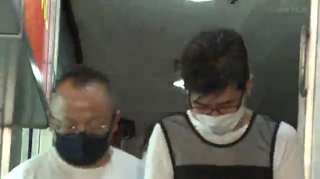 バカラ賭博をしていた疑いで逮捕された山本眞資容疑者