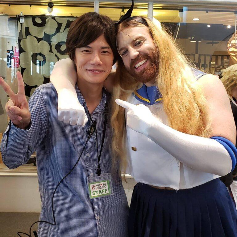 富山テレビの高田悠平の顔画像