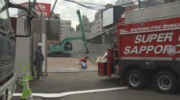 ラフィラ死亡事故の男性作業員は誰?名前,会社,原因は?札幌ススキノの工事現場で男性死亡