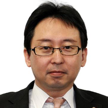 井上秀作市議の顔写真