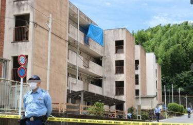 小林新太郎の顔画像,自宅住所,現場!京都市市営住宅で80歳男性殺害事件犯人