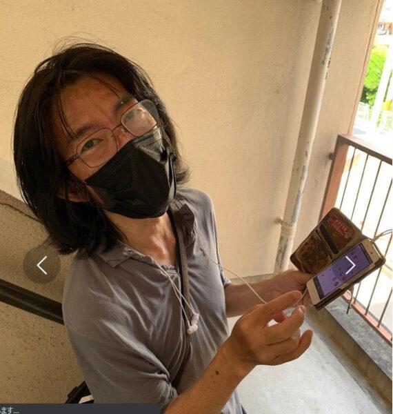小林新太郎容疑者の顔画像