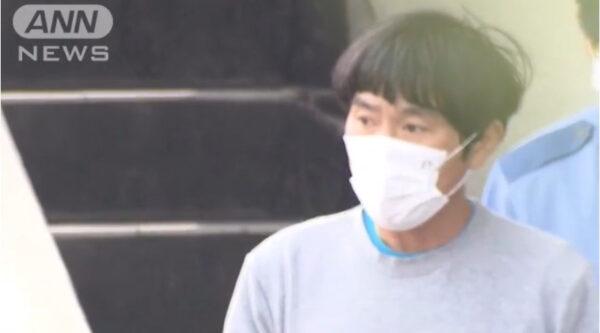 野口潤一容疑者の顔写真