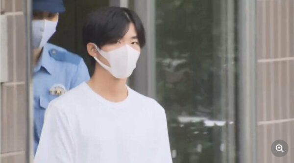 三国翔太容疑者の顔写真