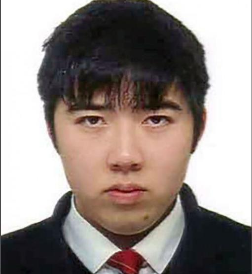 花森弘卓容疑者の顔画像