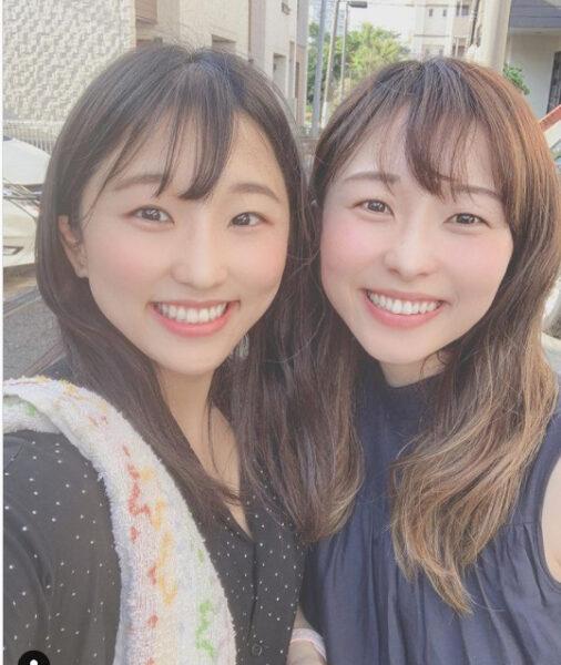 須崎優衣選手のインスタグラム1