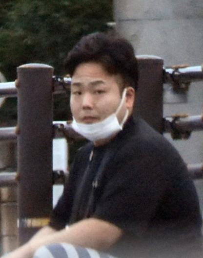 松原拓海容疑者の顔画像