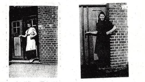イルムガルド・フルヒナー(Irmgard Furchner)の顔画像+Facebook|ナチス・ドイツの殺害ほう助で起訴